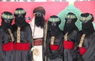 Los pajes de los Reyes visitan el colegio.