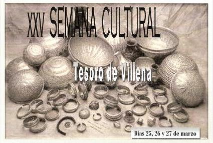 Semana Cultural. El Tesoro de Villena