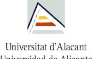Convenio UA y Escuelas Catolicas.