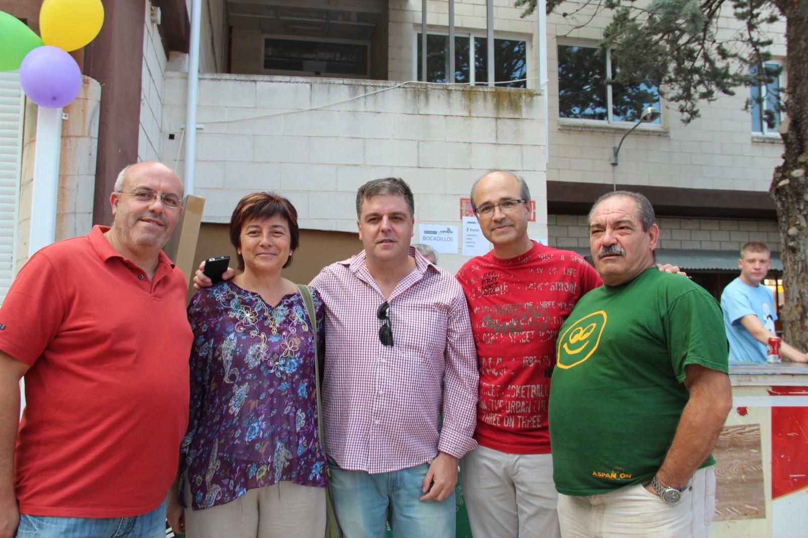El gran día de ASPANION en Villena