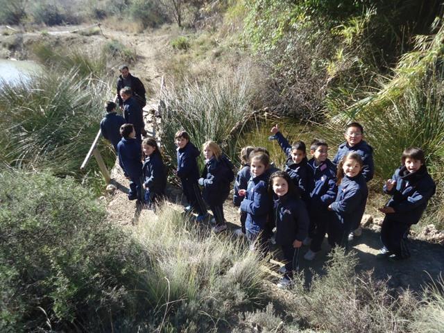 Excursión a la Granja-Escuela de Ayora. 3º Primaria.