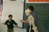 Charla sobre los huesos
