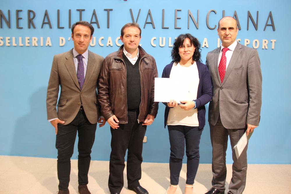 El CC Apa La Encarnación reconocido como centro promotor del deporte y la actividad física