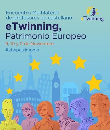 Encuentro Multilateral de profesores eTwinning.