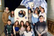 El alumnado de Cultura Científica viaja a la Luna