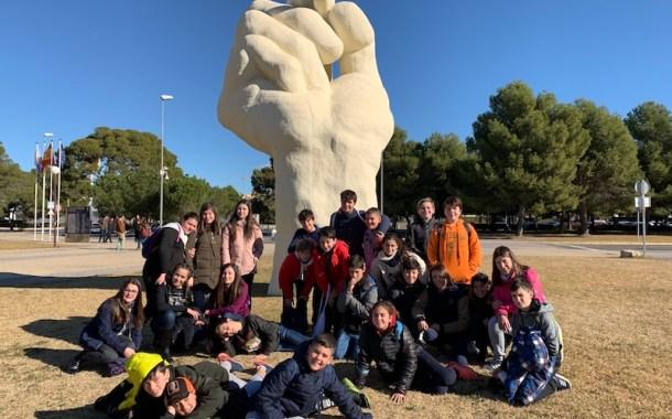 El alumnado de 1º ESO visita la Universidad de Alicante y el MUA.