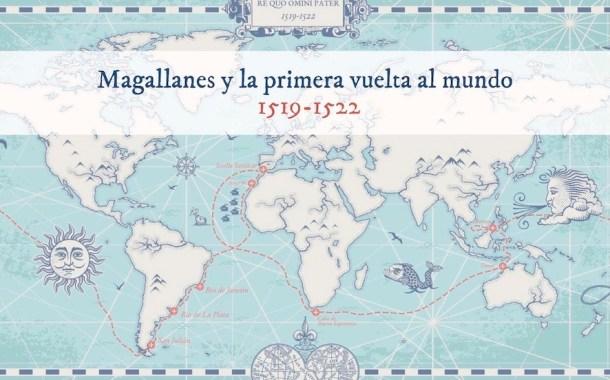 Semana de Innovación : Magallanes 1519-1522 - La Primera vuelta al mundo