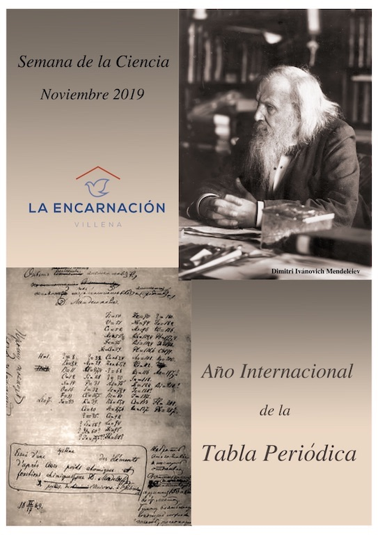 SEMANA DE LA CIENCIA 2019: