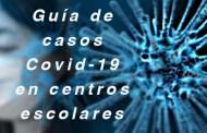 Guía de Gestión de casos COVID-19 en los centros educativos