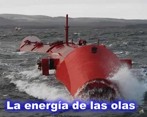 ¿Qué es la energía undimotriz?
