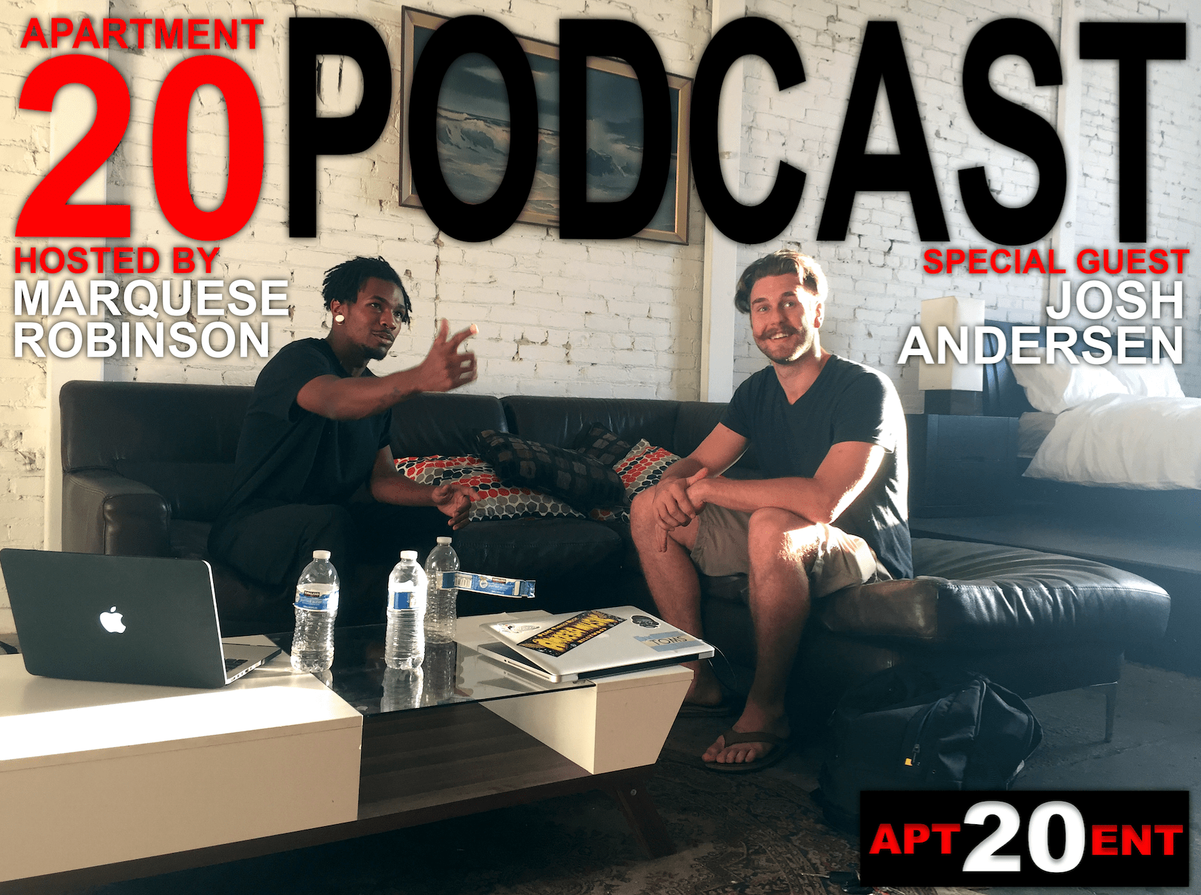 Apartment 20 Podcast: Josh Andersen