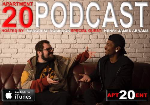 Apartment 20 Podcast: Henry James Abrams