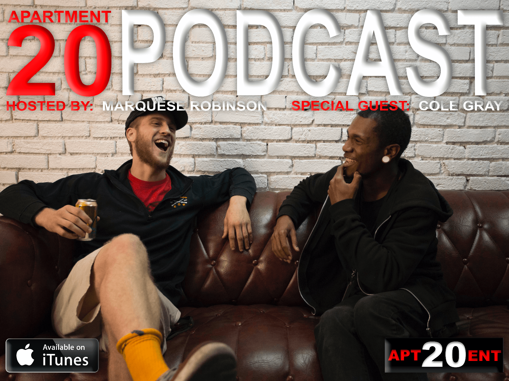 Apartment 20 Podcast: Cole Gray