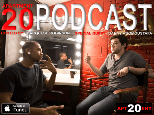 Apartment 20 Podcast: Danny Abomoustafa