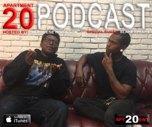 Apartment 20 Podcast: Blake Spears