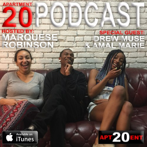Apartment 20 Podcast: DREW MUSE & AMEL MARIE