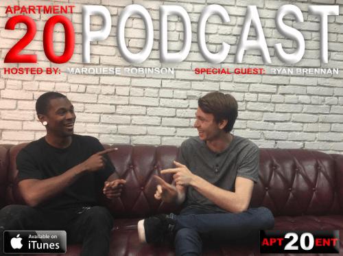 Apartment 20 Podcast: Ryan Brennan