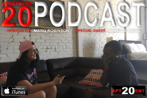 Apartment 20 Podcast: Danielle Audas
