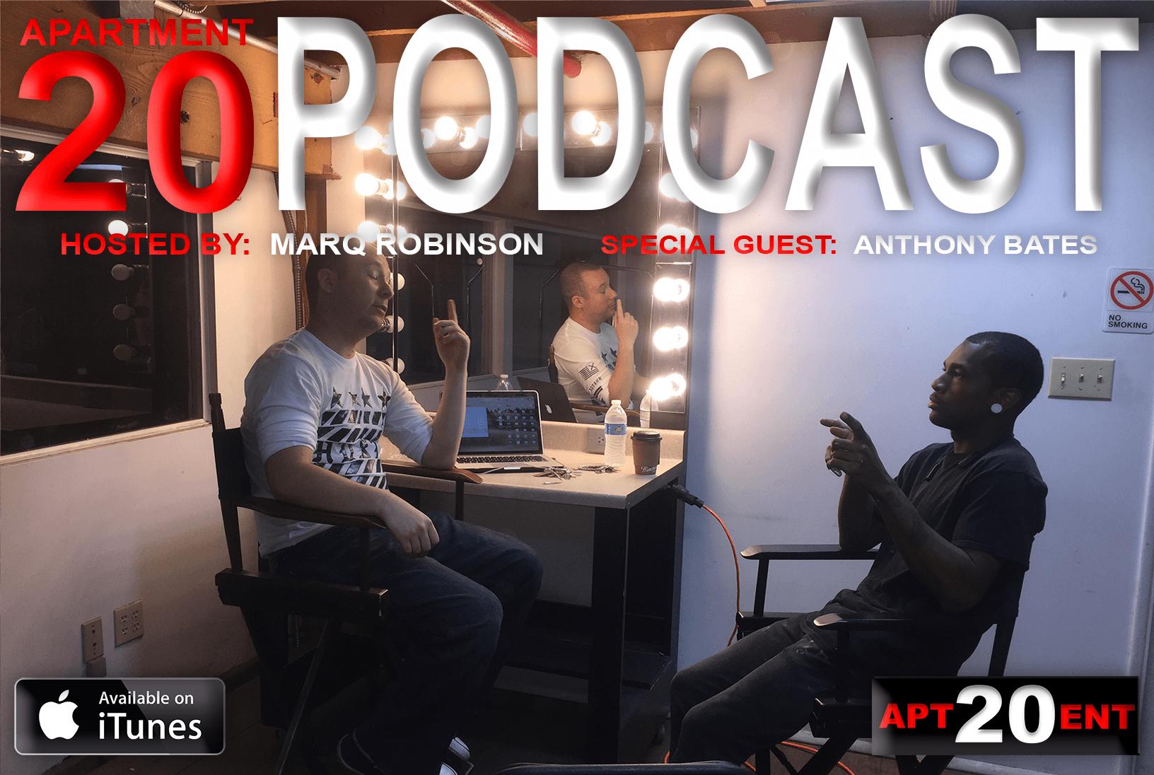 Apartment 20 Podcast: Anthony Bates