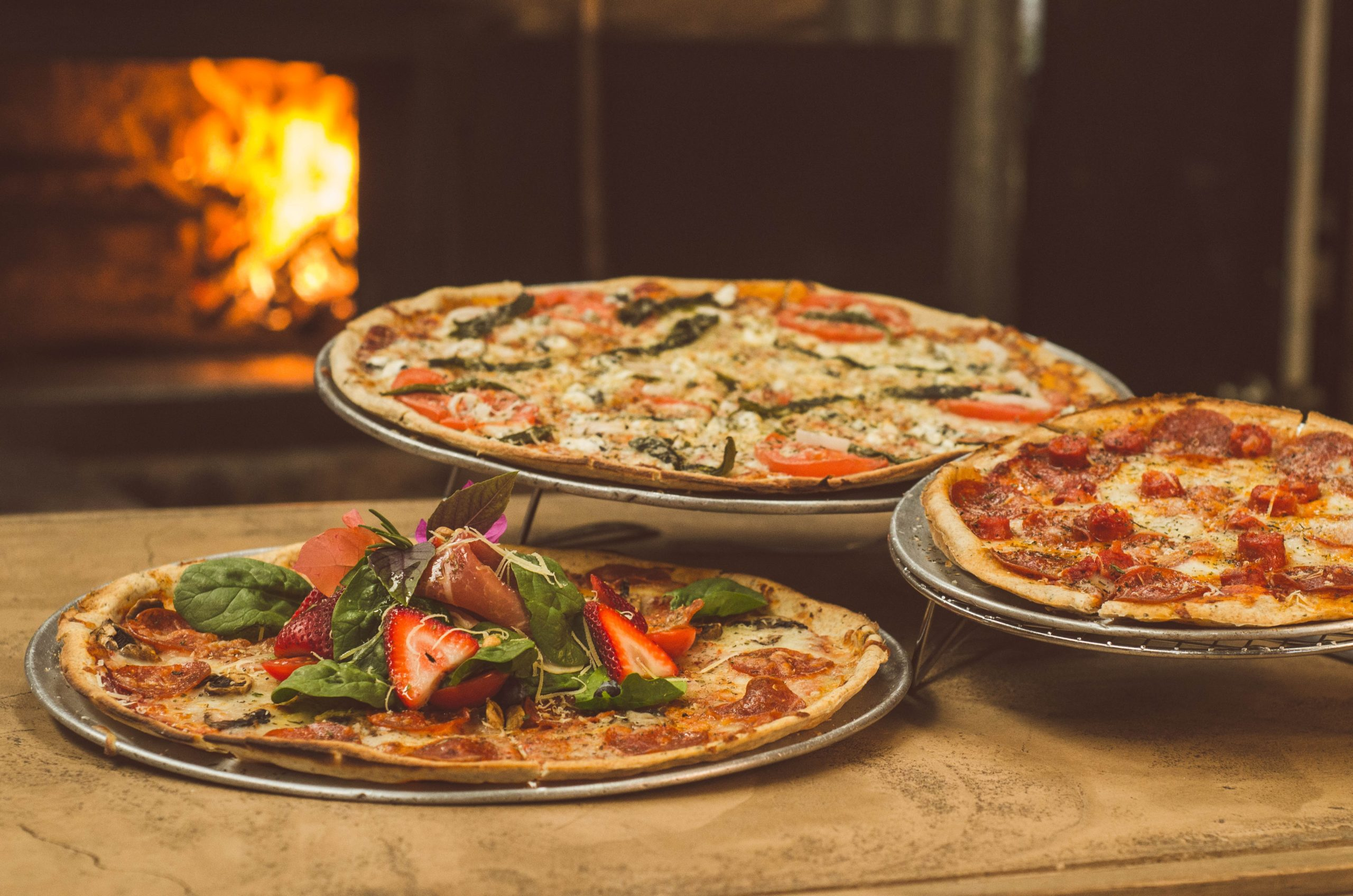 15 Place To Get Pizza In Los Angeles