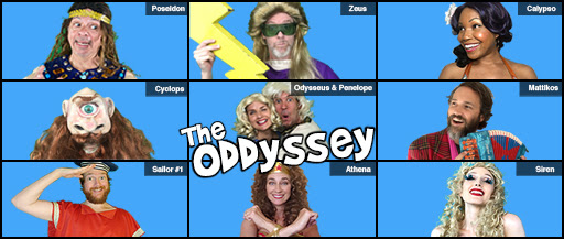 Getty Presents The ODDysey