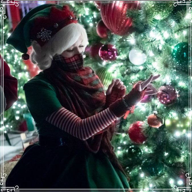 Tinsel On The Tracks - Virtual Holiday Spectacular