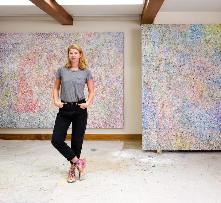 Vanessa Prager STATIC - Diane Rosenstein Gallery