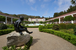 Getty Villa Reopens