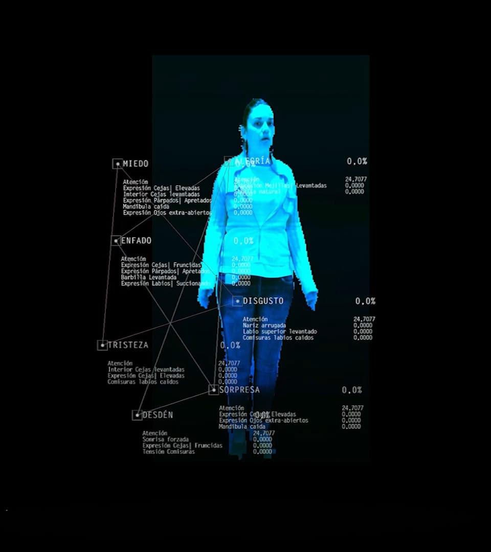 DATA | Ergo Sum | REALOADED- An Interactive Experience - Ana Marcos