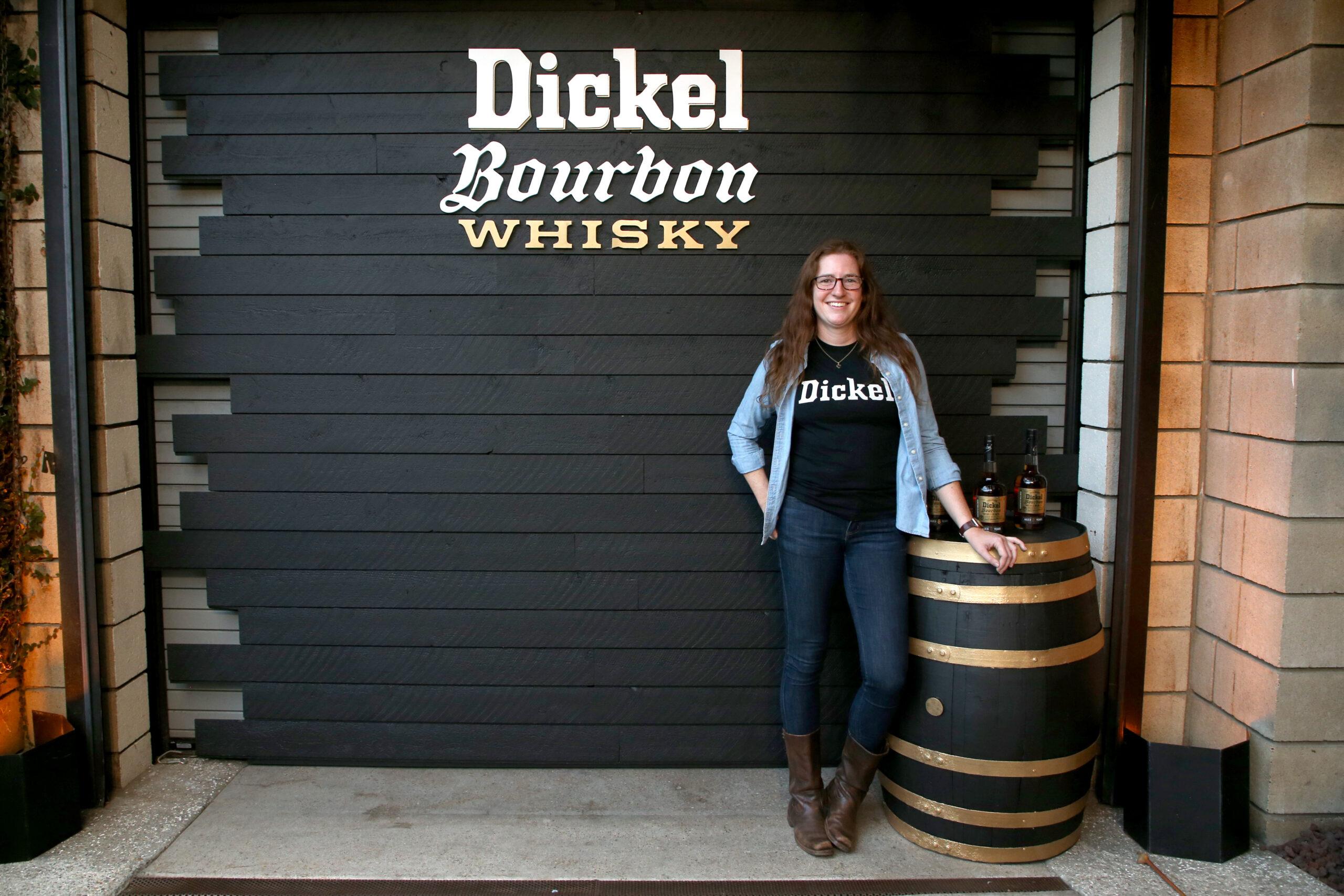 Dickel Bourbon - Launch In LA
