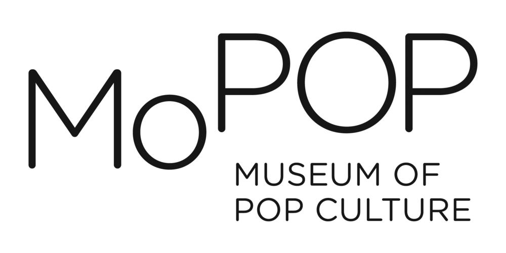 Museum Of Pop Culture Logo