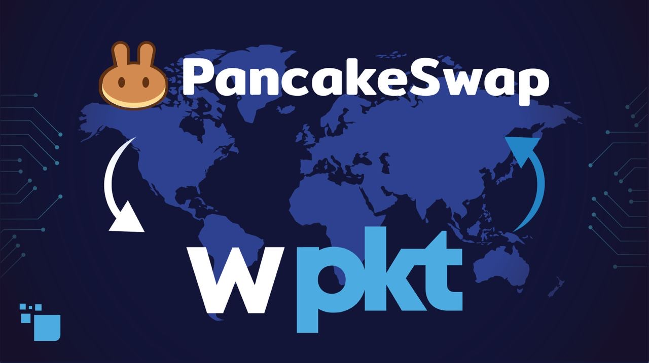 PKT X Pancake Swap Listing