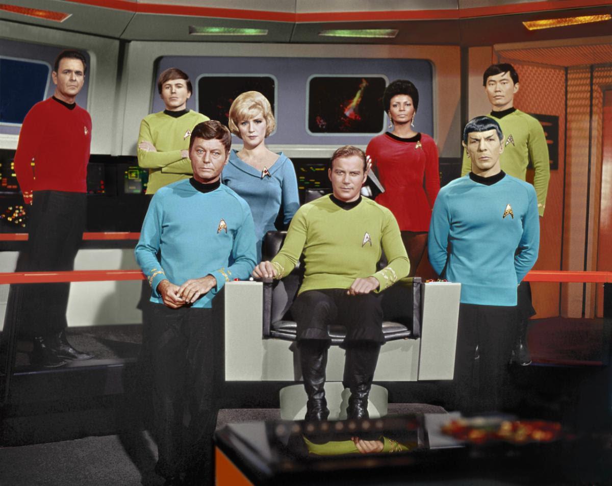 Star Trek Exploring New Worlds - Skirball Cultural Center