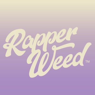 Rapper Weed Logo