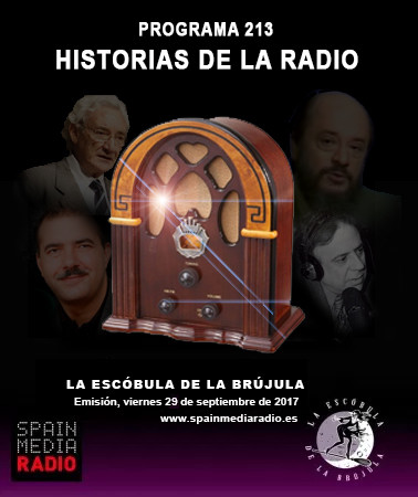 PROGRAMA 213: HISTORIAS DE LA RADIO