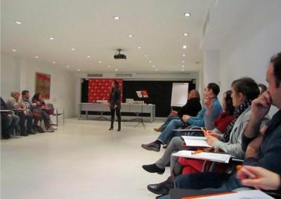 Taller «Actitud Emprendedora» A Coruña