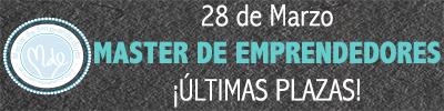 Master web evento