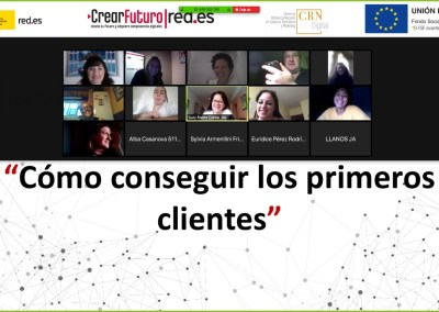 Herramientas para el emprendimiento (Andalucía, Murcia, Canarias, Castilla la Mancha)