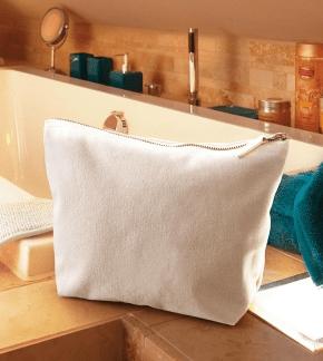 Bolsa accesorio de algodón westford mill