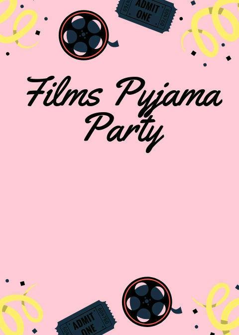 comment organiser une soiree pyjama