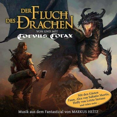 Der Fluch des Drachen Albumcover