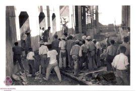 Trabajadores de astilleros localizan el cadáver de un compañero