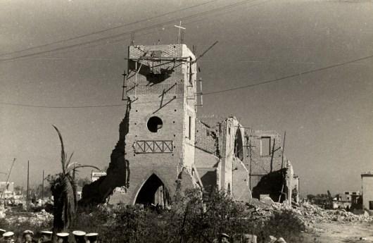 Fachada principal de la Iglesia de San Severiano