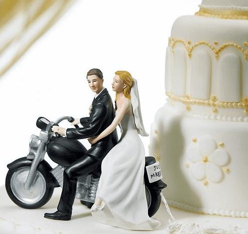 Beliebt Figurine gateau mariage drole – Blog photo de mariage en 2017! BK65