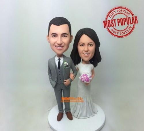 Des Figurines Personnalisées Pour Vos Pièces Montées Mariage