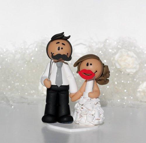 figurines personnalisées mariage