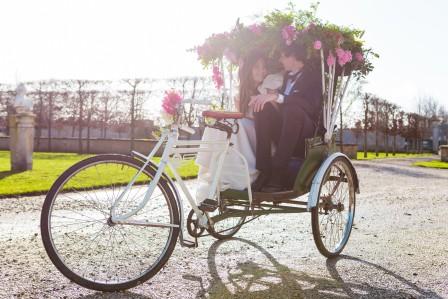 French Antique Wedding shooting-inspiration-mariage-rickshaw-2