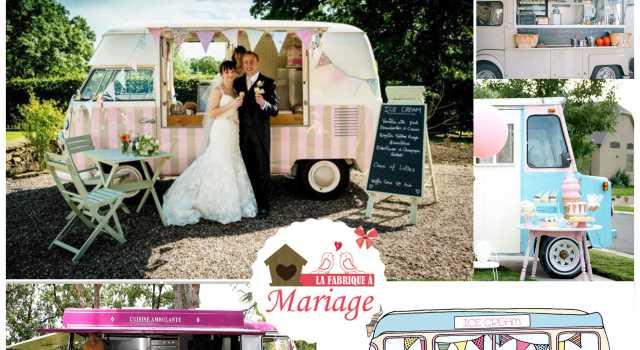 food trucks mariage