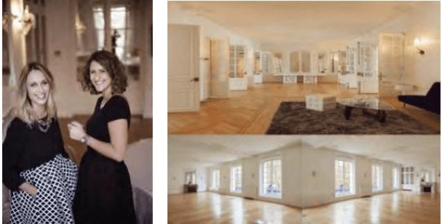 Salon sur-mesure - La Fabrique à mariage