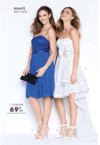 Tati mariage robe cenora - La fabrique à mariage